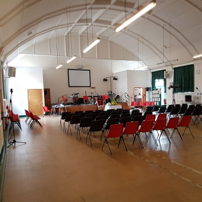Walton Main Hall
